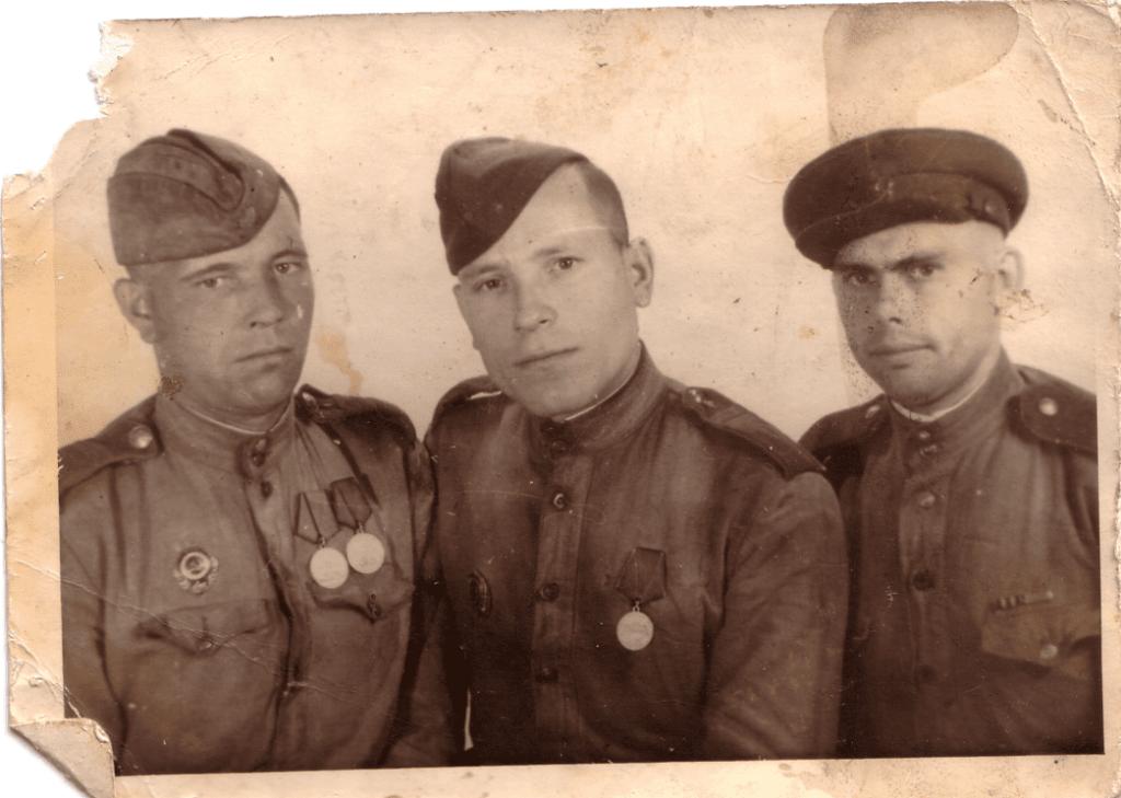 Защитники Отечества.