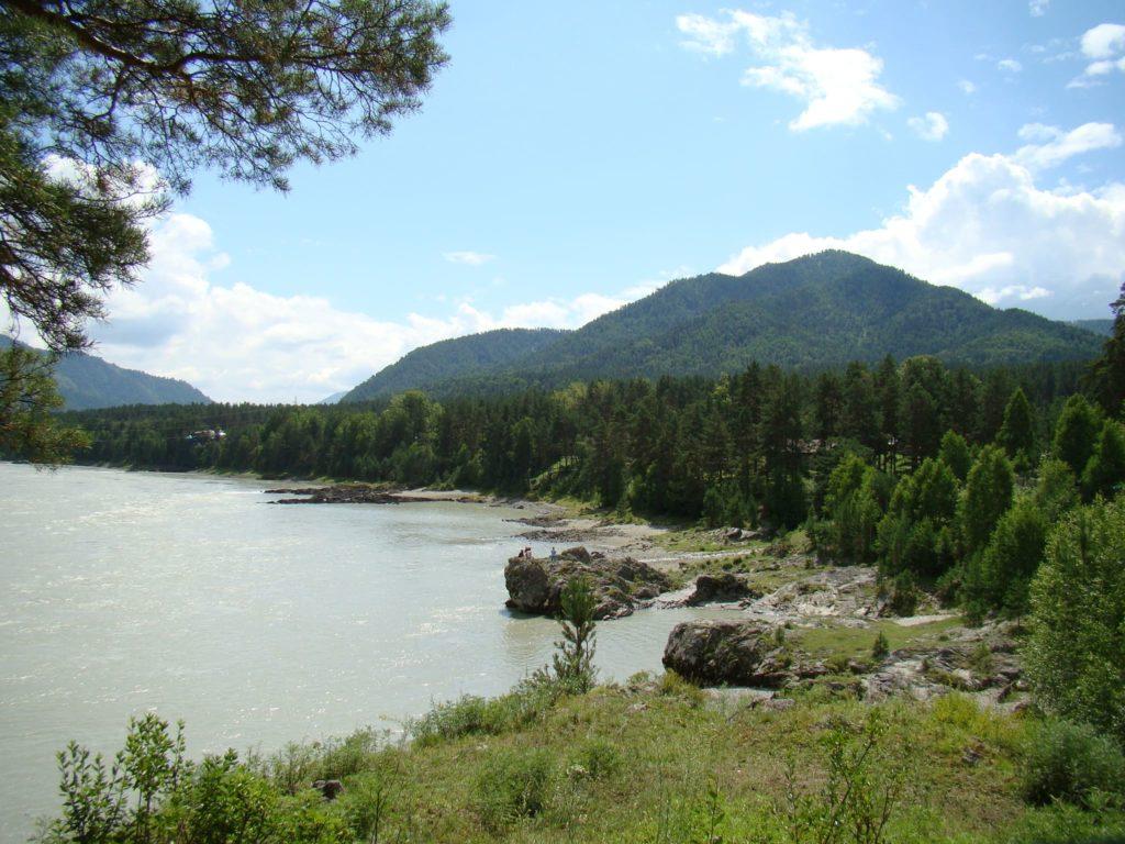 Село Аскат и его окрестности