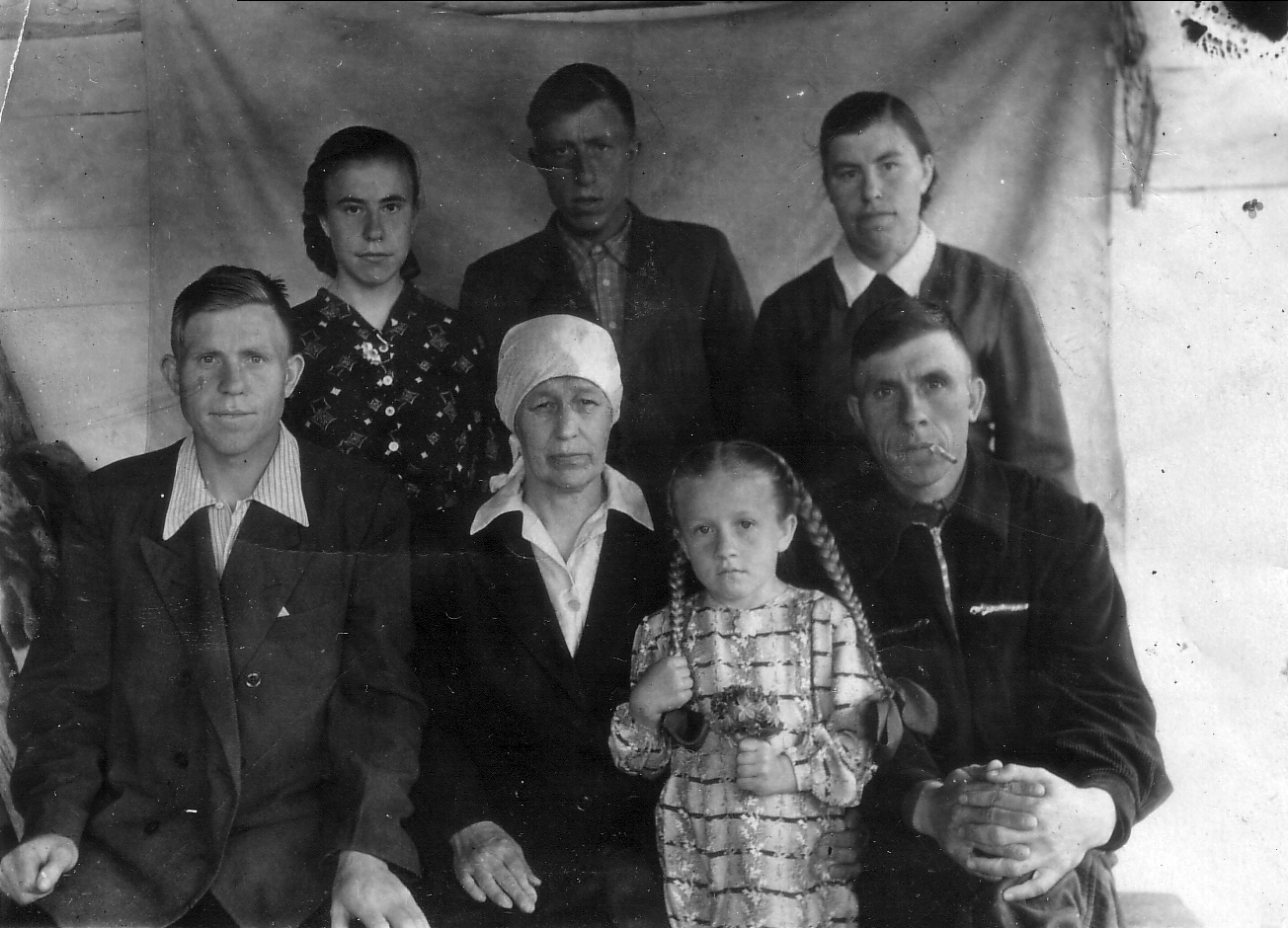 Вдовы Великой Отечественной войны.