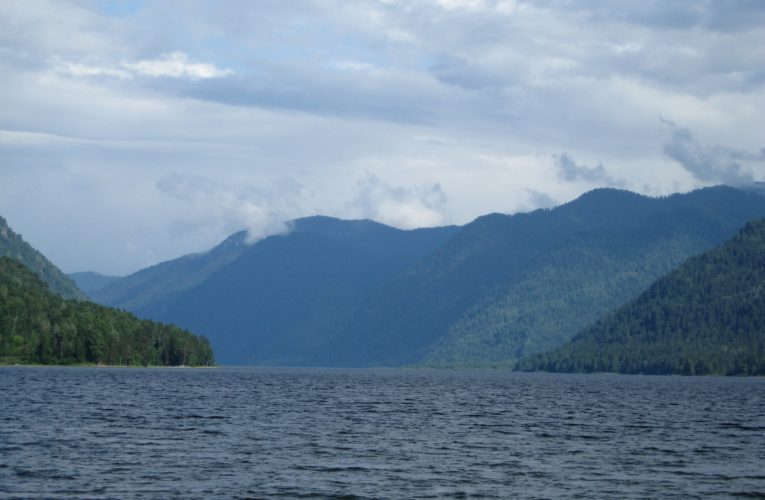 Алтай. Озеро Телецкое. Описание, фотографии
