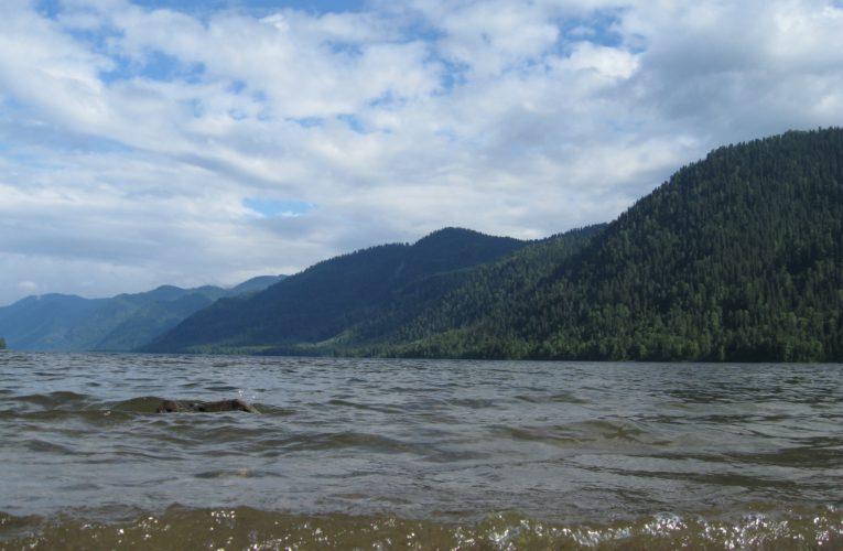 Легенда о маленьком острове на Телецком озере