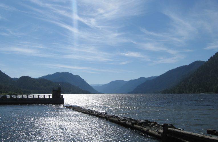 Легенды и мифы Алтая. Золотое озеро