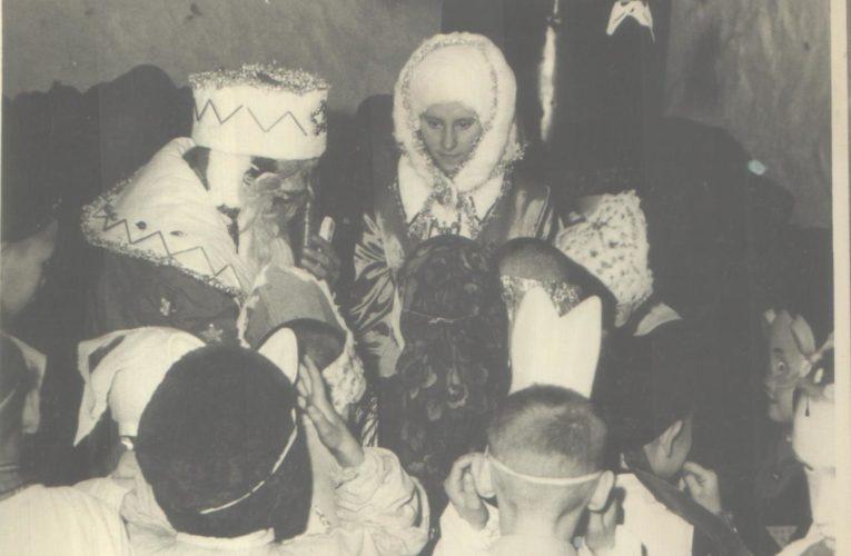 Новогодние костюмы советских детей