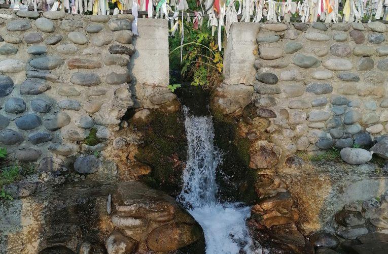 Легенды и мифы Алтая.  Вода жизни (миф)