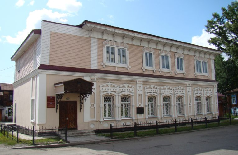 Город Горно-Алтайск глазами современников. 1950-е гг.
