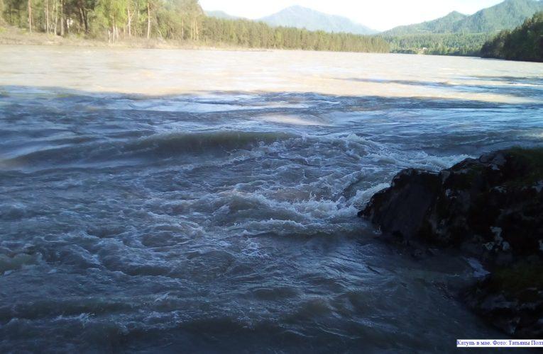 Легенды и мифы Алтая.  Непокорная река (миф)